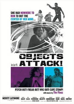 film OBJECTS ATTACK (Objects attack)