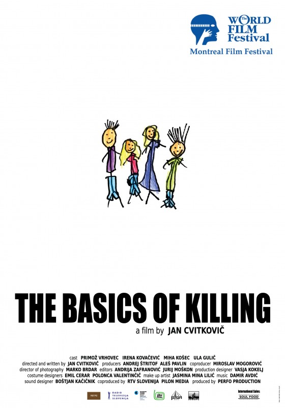 film THE BASICS OF KILLING (Družinica)